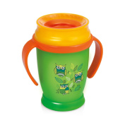 Lovi Drinking Cup 360 ° Folky Sealing Silicone Disc Antibacterial Protection