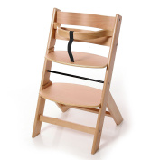Osann 165 Jill 023 20 High Chair, Beech