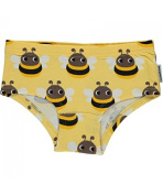 Maxomorra Hipster Pants - Bumble Bee