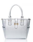 LeahWard Women's Fashion Tote Bags Small Medium Great Celeb Style Shoulder Bag Handbag 14004