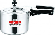 Kitchen Essentials Aluminium Pressure Cooker - 3 Litre Inner Lid