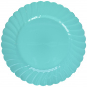 Amscan Highly Durable Plates Party Supplies, Blue