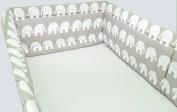 All round bumper/Nursery Bumper/Padded 4 Sided (120 x 60cm),