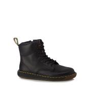 Dr. Martens Childrens' Black Leather 'Lite' Boots