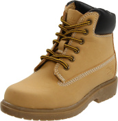 Deer Stags Mack2 Boys Boots, Wheat