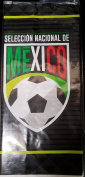 Mexico Seleccion Nacional Soccer Football Team Party 1 PC Tablecover Mantel Supplies Birthday