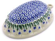 Polish Pottery Cake Mould 18cm made by Ceramika Artystyczna