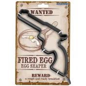 Barbuzzo HotShot Pistol Fired Eggs egg Shaper - Serve Up A Loaded Breakfast