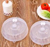 YJYdada 1Pc Food Cover Microwave Oil Cap Heated Sealed Cover Kitchen Tool