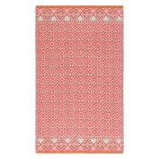 Pip Studio Star Cheque Pink Beach Towel 100 x 180 cm