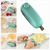 Bag Heat Sealer ,Upintek New Handheld Bags Heat Sealer Cutter Machine for Plastic Food Potato Chip Saver or Fresh Bag Mini Portable Sealer