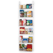 Over the Door Organiser Rack, 1.5m - For Pantry, Bathroom, Spices