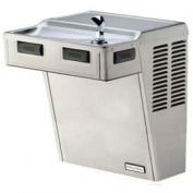 Halsey Non-Refrigerated Barrier-Free Drinking Fountain, HACFS ADA L/R