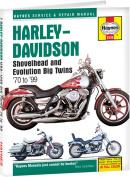 HAYNES 2536 MANUAL HD BIG TWINS 70-99