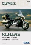 CLYMER MANUAL YAMAHA ROYAL STAR 1996-2010