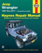 Jeep Wrangler Haynes Repair Manual