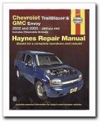 Haynes Manuals 24072 Trailblazer Envoy 02-03