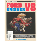 HP Books HP36 How To Rebuild Ford V-8 Engines Manual