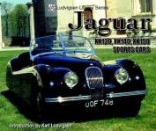Jaguar Xk120, Xk140, Xk150 Sports Cars