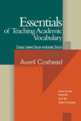 Essentials of Teaching Academic Vocabulary