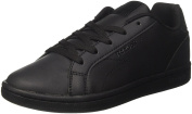 Reebok Boys' Bs6156 Gymnastics Shoes, Black (BlackBlack), 2.5 UK