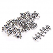 Skyllc® 50X Jewellery Necklace Chain Bracelet Buckle Clasp Hook CHIC