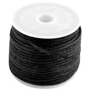 Skyllc® Roll Waxed Cotton Neckalce Bead Cord String Thread 2mm CHIC