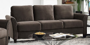 Lifestyle Solutions Watford Sofa, Coffee