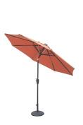 Sunjoy 2.7m Solar bar Lighted Umbrella