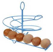 Egg Skelter Cornflower Blue for Medium to Large Eggs