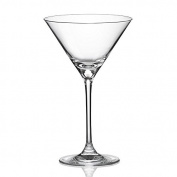 RONA City Martini Glass 210ml, Set of 6