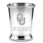 Oklahoma Pewter Julep Cup