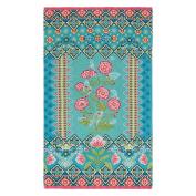 Pip Studio Darjeeling Flower Beach Towel 100 x 180 cm Multi-Coloured