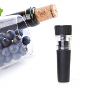 Onpiece Vacuum Wine Saver Drink Bottle Preserver Air Pump Stopper Liquor Cork Sealer