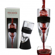 YOBANSA Wine Aerator Pourer With Stand,Wine Accessories