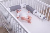 Ami Lian® Bedding Snake Bumper Cot Bumper Bed Roll 210 cm BOA13