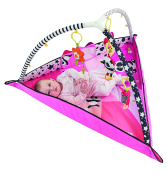 Babysun Explore & Play Activity Mat tri-up Girl