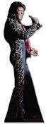 Elvis Presley Cardboard Cutout Standup Black Jumpsuit