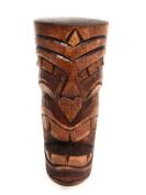 Laughing Tiki Totem 13cm - Antique Finish - Hawaii Gifts | #dpt535912d