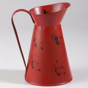 TMA64361 Small Red Pitcher Small Pitcher,Red,12