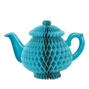 Tissue Teapot Centrepiece
