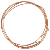 1 Metre Copper Wire For Jewellery Crafting or Electrical Component Conductor