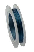 Cobalt Tiger Tail Wire 10m Spool