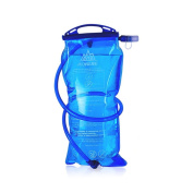 1L,1.5L,2L,3L Hiking Hydration Bladder Bag Backpack System Pack Water Reservoir Camping Fits Camelbak,2017 New Product Outdoor Travel Water bag, Water Bag Cycling 2L Sports Running Water Bag 1.5l Outdoor Mountaineering Backpack Folding Water Bag 3L,Hik ..