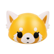 Masrin 6cm Cartoon Cute Fox Squishy Slow Rising Cream Scented Charm Stress Reliever Toy
