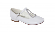 Dubarry Trista White Leather Size 3 UK
