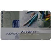 VAN GOGH METAL SET 0F 36 WATERCOLOUR PENCILS