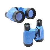 Cido 2017 Outdoor Binoculars Folding Toy Children Telescope for Kids NEW green/blue
