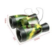 HuaYang Camouflage Binocular Telescope Children Outdoor Exploration Educational Play Toy