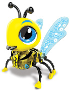Build a Bot Bee Robot Bug